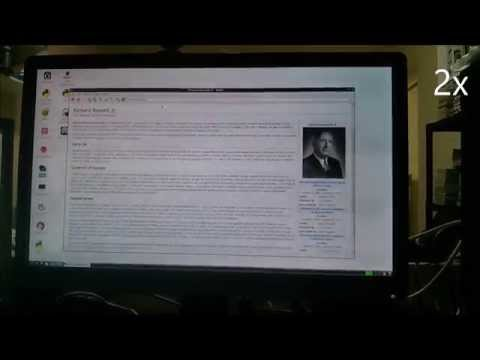 All the content of Wikipedia on a Raspberry pi