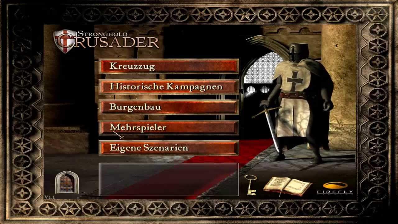 kann man stronghold crusader