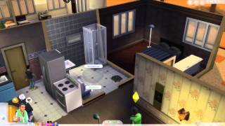 Sims 4 - русский цикл. 32 серия.