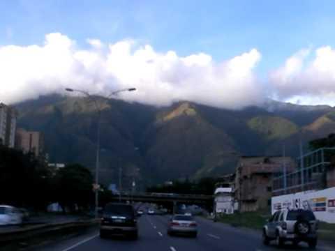 Caracas Venezuela on Cota Mil
