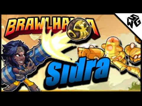 Diamond Ranked Sidra/Cannon 1v1's - Brawlhalla Gameplay :: Better Cannon Strings!