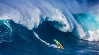 Windsurfing Jaws on an El Niño Swell | Jason Polakow Chronicles