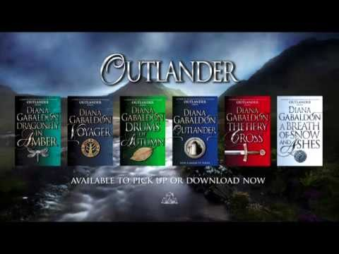 Outlander by Diana Gabaldon: Escape into the bestselling series of books that started it all