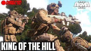 Arma 3 | King of the Hill con suscriptores [DIRECTO]