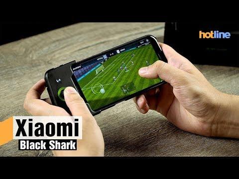 Xiaomi Black Shark — обзор игрового смартфона