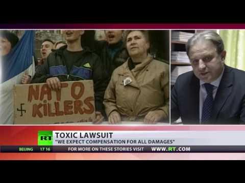 Toxic Lawsuit