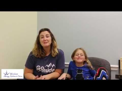 Oral Immunotherapy Patient Testimonial - Peanut Allergy