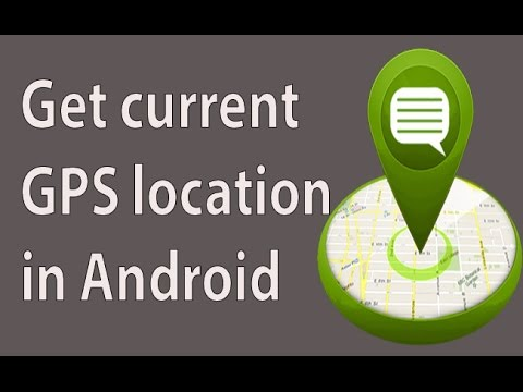 Android gps, location manager tutorial.