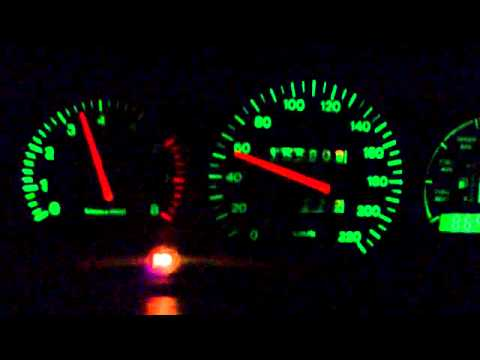 Volvo 480 Turbo Acceleration 0-130