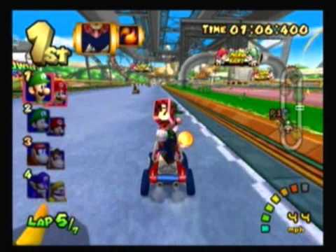 YOSHI & BABY MARIO!!! | Mario Kart Double Dash | Elyas ...  |Baby Mario And Baby Luigi Mario Kart Double Dash