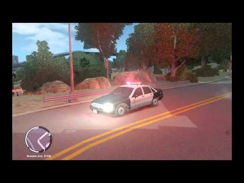 GTA 4 Chevrolet Caprice police LAPD/HWP +links