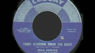 Dean Barlow: Third Window From The Right