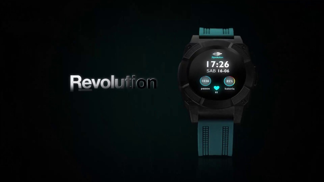 Mormaii Revolution . SmartWatch . 2018 - YouTube de4a2c889d