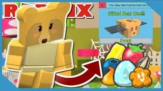 A maior atualização em Roblox Bee Swarm Simulator