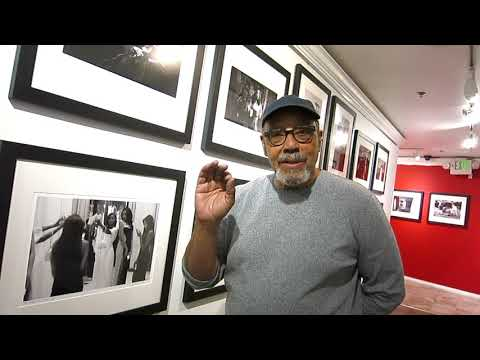 Life In Black & White - Cinematographer Johnny Simmons photography Exhibit