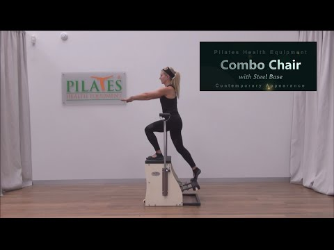 Pilates Exercises | Combo Chair With Steel Base | Pilates Health Equipment