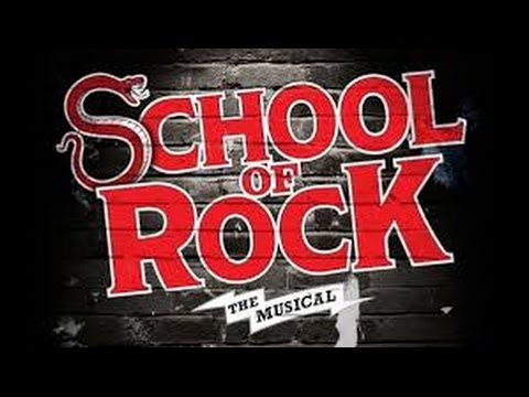 School Of Rock Broadway Act 1