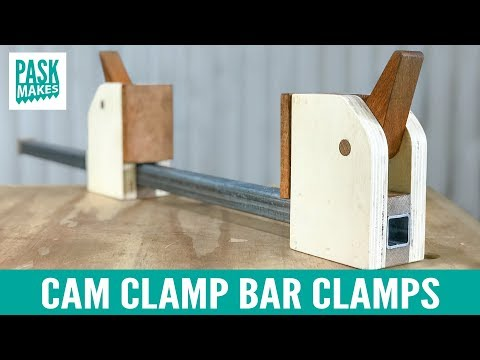 Cam Clamp – Bar Clamps