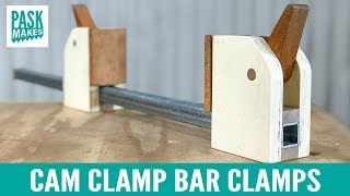 Cam Clamp - Bar Clamps
