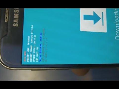 S6 T-Mobile G920t Hard Reset , forgot password, remove pattern