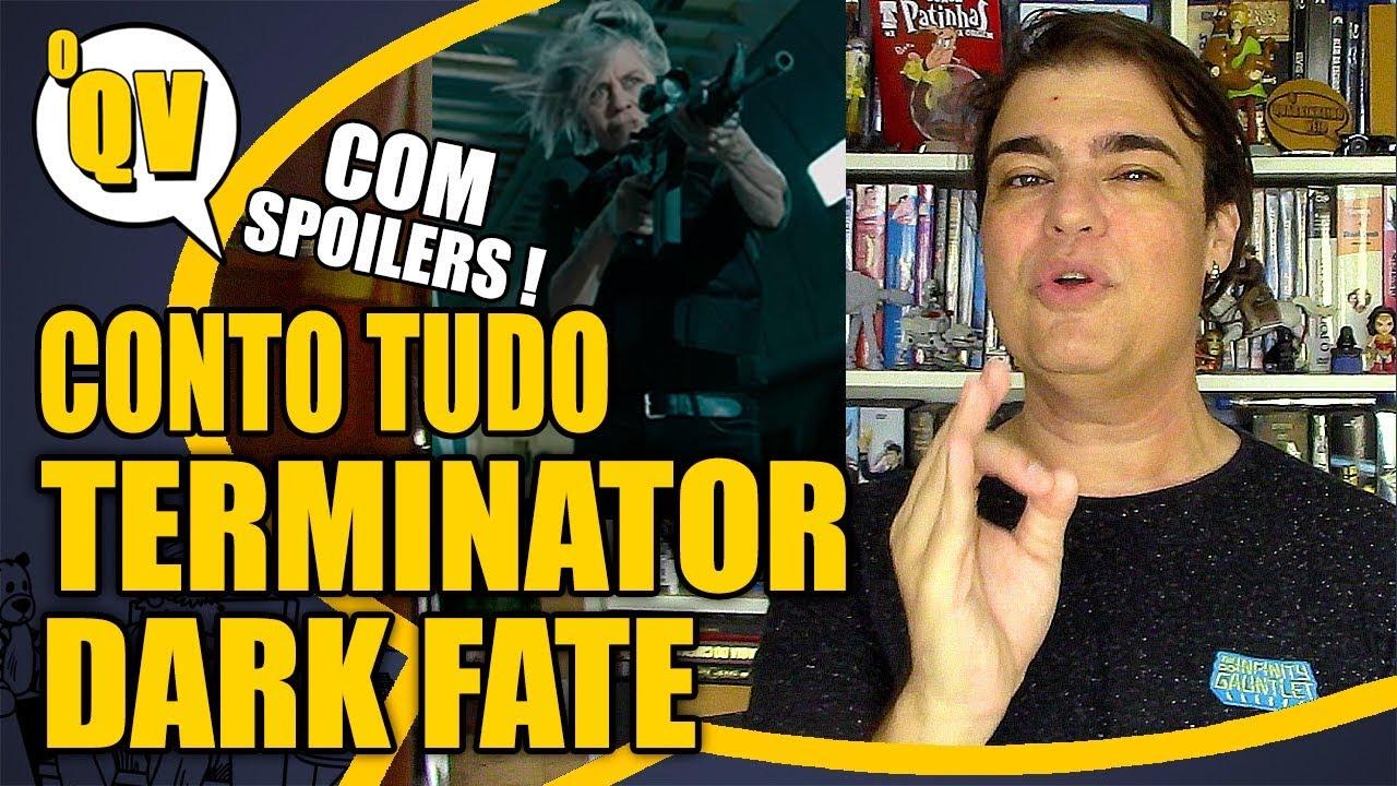EXTERMINADOR DO FUTURO 6 - DESTINO SOMBRIO - Conto Tudo - Com Spoilers - oQV