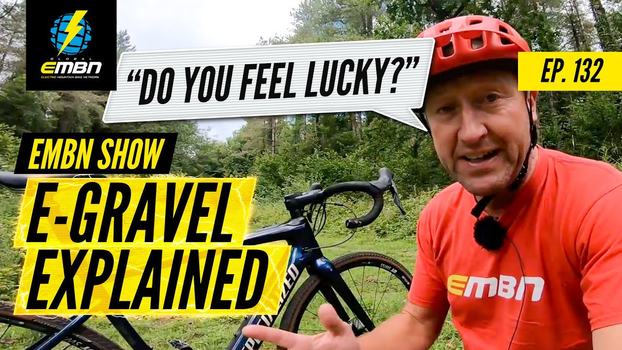 Riding Mountain Bike Tracks On A Gravel Bike! | EMBN Show Ep. 132