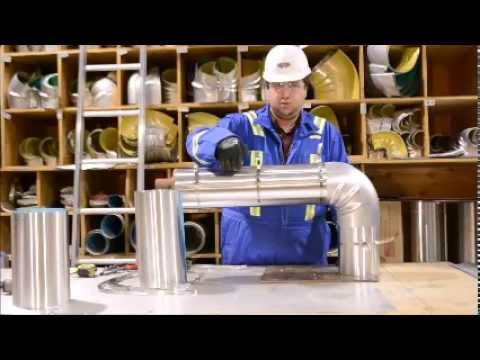 Insulation and Cladding Pipe - Tutorial