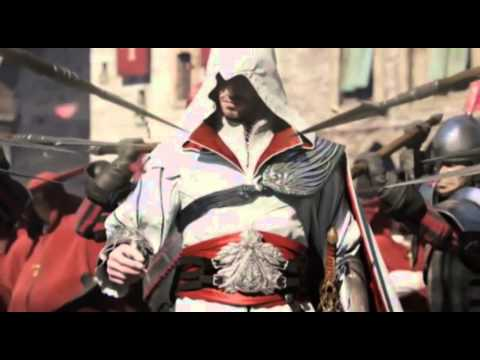 Bullet For My Valentine - You Betral (Assassin's Creed)