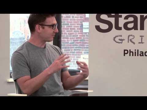 Gabriel Weinberg (DuckDuckGo) at Startup Grind Philadelphia
