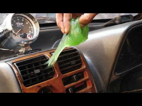 How to clean your Car interior!!!