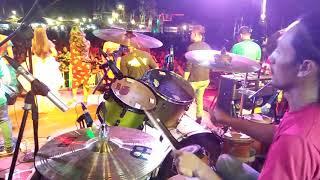 Cak Nophi DESPACITO live in LAPANGAN BRIMOB KENDAL