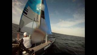 Catamaran Racing Cirrus R F18 Charlotte Harbor Regatta