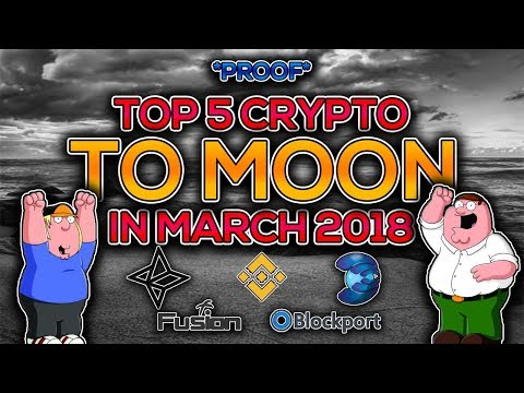 TOP 5 ALTCOINS TO INVEST IN NOW (2018)! BEST CRYPTO STRATEGYS? UNDERVALUED CRYPTOCURRENCY? *PROOF*