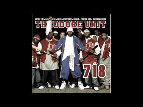 Theodore Unit feat. Ghostface, Method Man, Streetlife and Trife - The Drummer