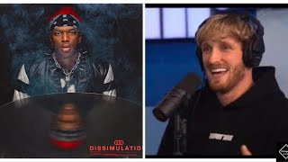 Logan Paul Responds To Ksi & Gives Opinion On Ksi's New Album
