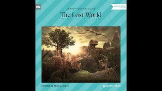 The Lost World – Arthur Conan Doyle Full Sci-Fi Audiobook