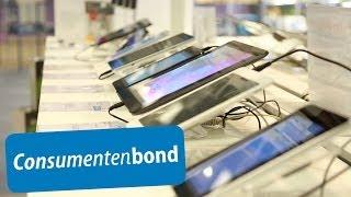 Tablets - Kooptips (Consumentenbond)