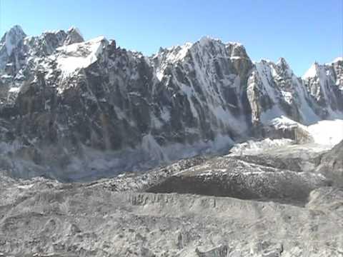 Kala Patthar - Basu and Khumbu Valley.mpg