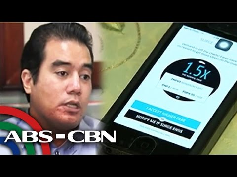 LTFRB to review 'Uber' operations