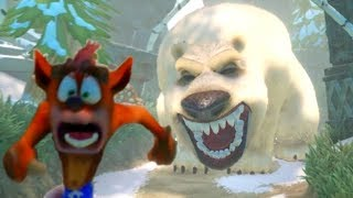 Crash Bandicoot N. Sane Trilogy - All Chase Levels