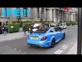 Loudest C63 AMG Black Series in London