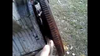 Замена двигателя Зил 131 ч 5