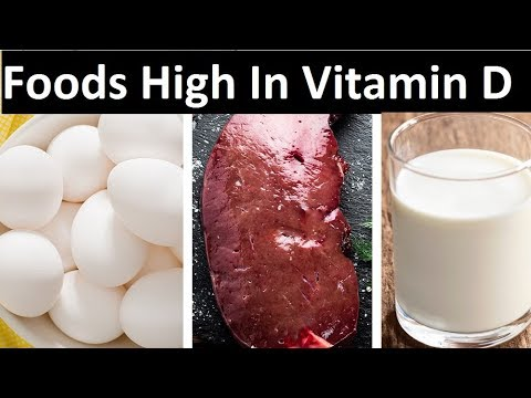 10 Vitamin D Foods You Ought To Be Eating