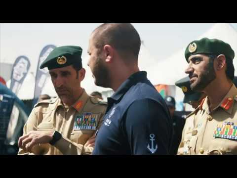 AKSUM MARINE at UAE RESCUE CHALLENGE 2020 / DUBAI POLICE