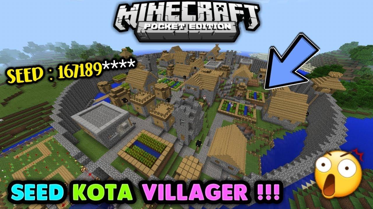 Kode Minecraft Kota Terbesar