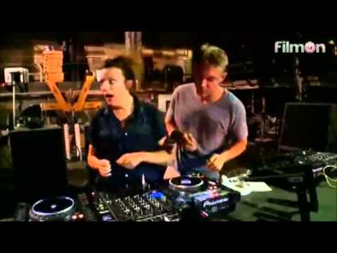 Diplo plays Madonna on Superstar DJs