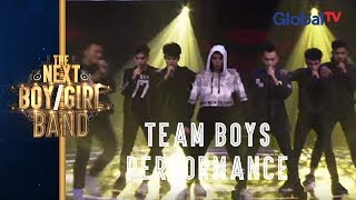 "Kereeenn!!! Perform Super Hot Team Boys Bawain ""Nakal""