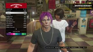 How to look like lil pump in gta