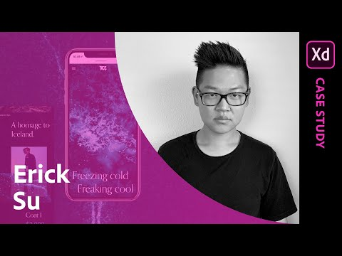 Redesigning A Web Experience With Erick Su - 1 Of 2