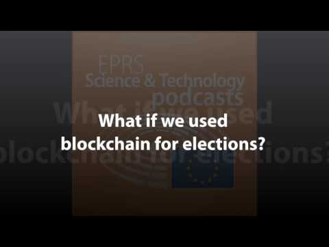 What if we used blockchain for elections? [Scientific and Foresight Podcast]